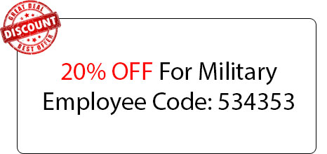 Military Employee 20% OFF - Locksmith at Woodridge, IL - Woodridge Illinois Locksmith